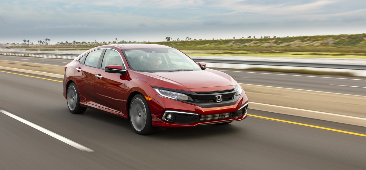 Purchase a 2020 Honda Civic online without hassle in Georgia