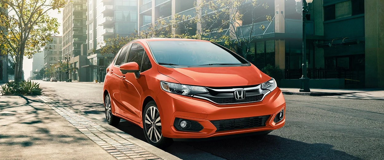 Research trim levels on a 2020 Honda Fit near Greenwood Village CO