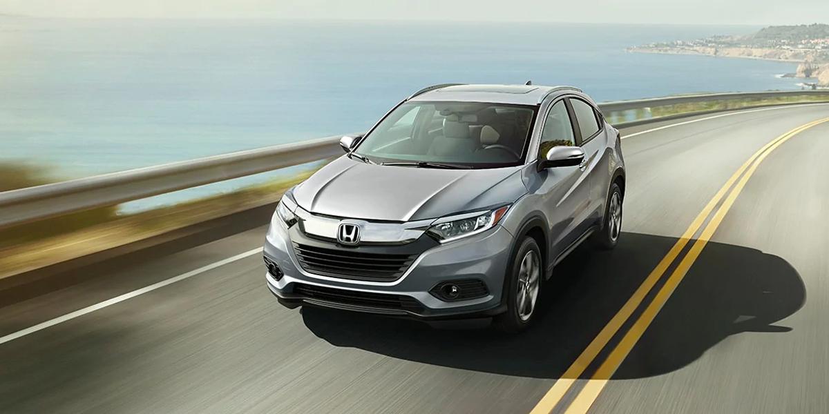 2020 Honda HR-V vs 2020 Hyundai Kona near Davenport IA