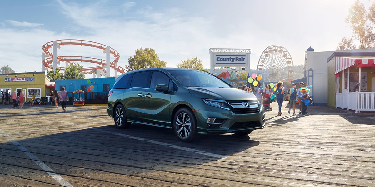 Purchase online a 2020 Honda Odyssey in Warner Robins GA