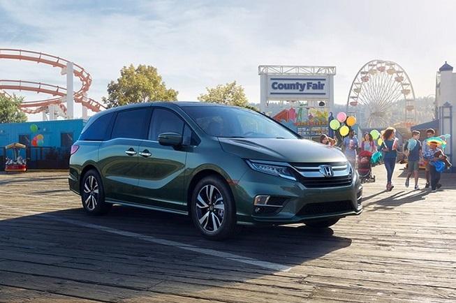 Warner Robins GA - 2020 Honda Odyssey Overview