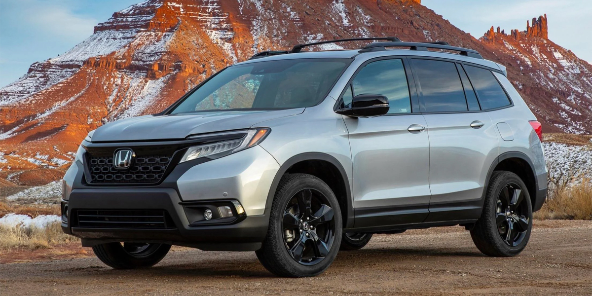 Honda dealership near Macon GA - 2020 Honda Passport
