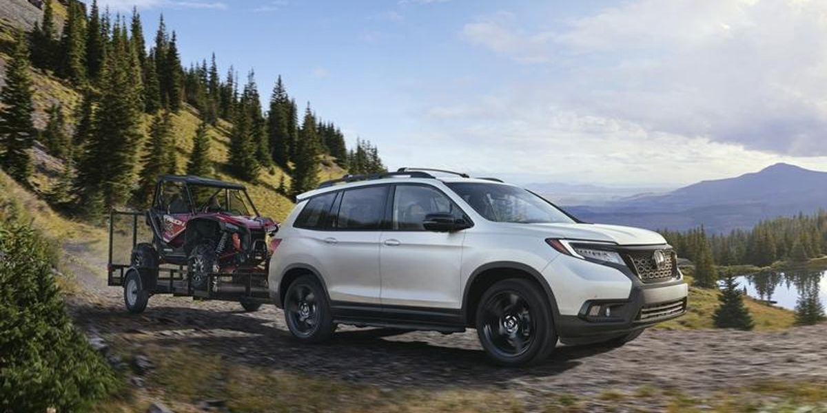 Shop Online - 2020 Honda Passport in West Burlington IA