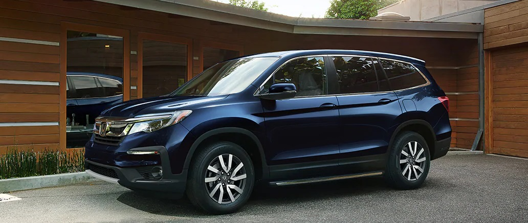 Shop online a preferred SUV 2020 Honda Pilot in Georgia
