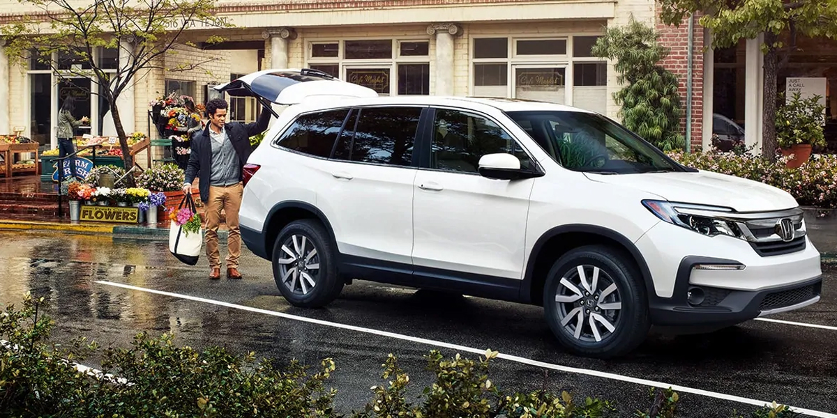 Research 2020 Honda Pilot Trim Levels near Aurora CO