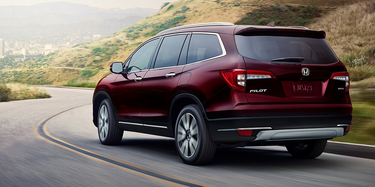 2020 Honda Pilot Lease and Specials near Quad Cities IA