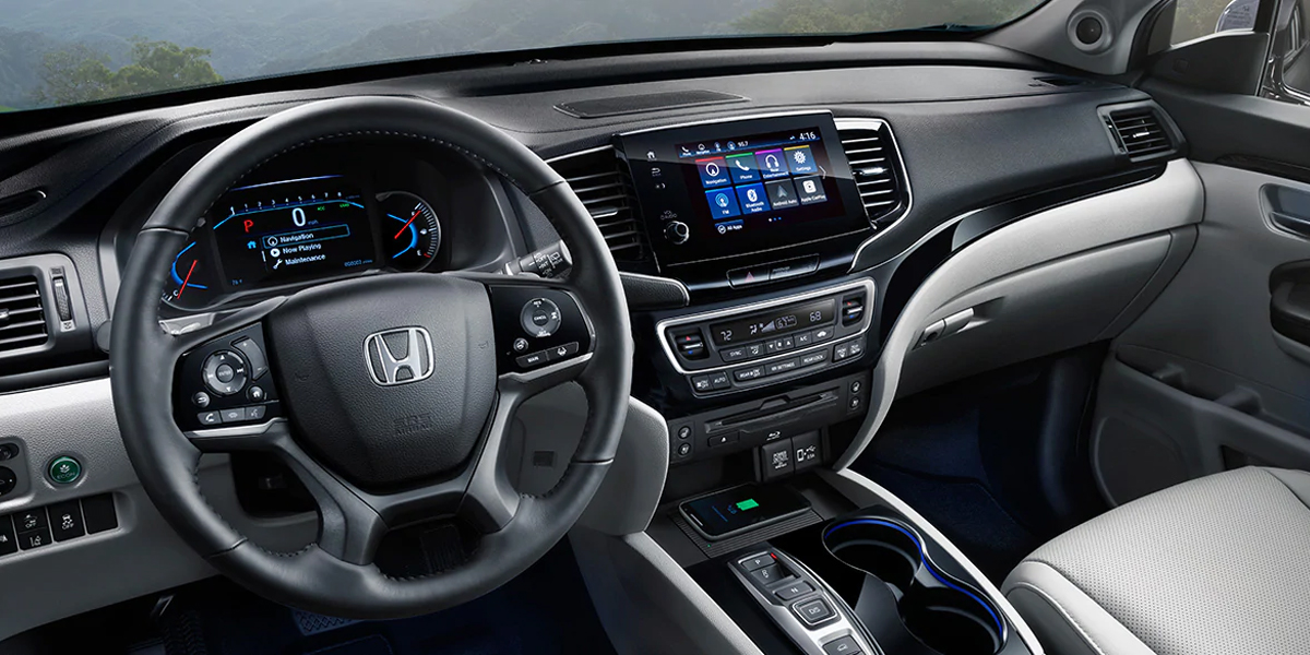 Macon GA - 2020 Honda Pilot's Interior
