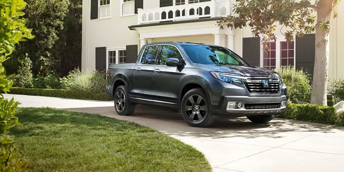 2020 Honda Ridgeline Lease and Specials near Quad Cities IA