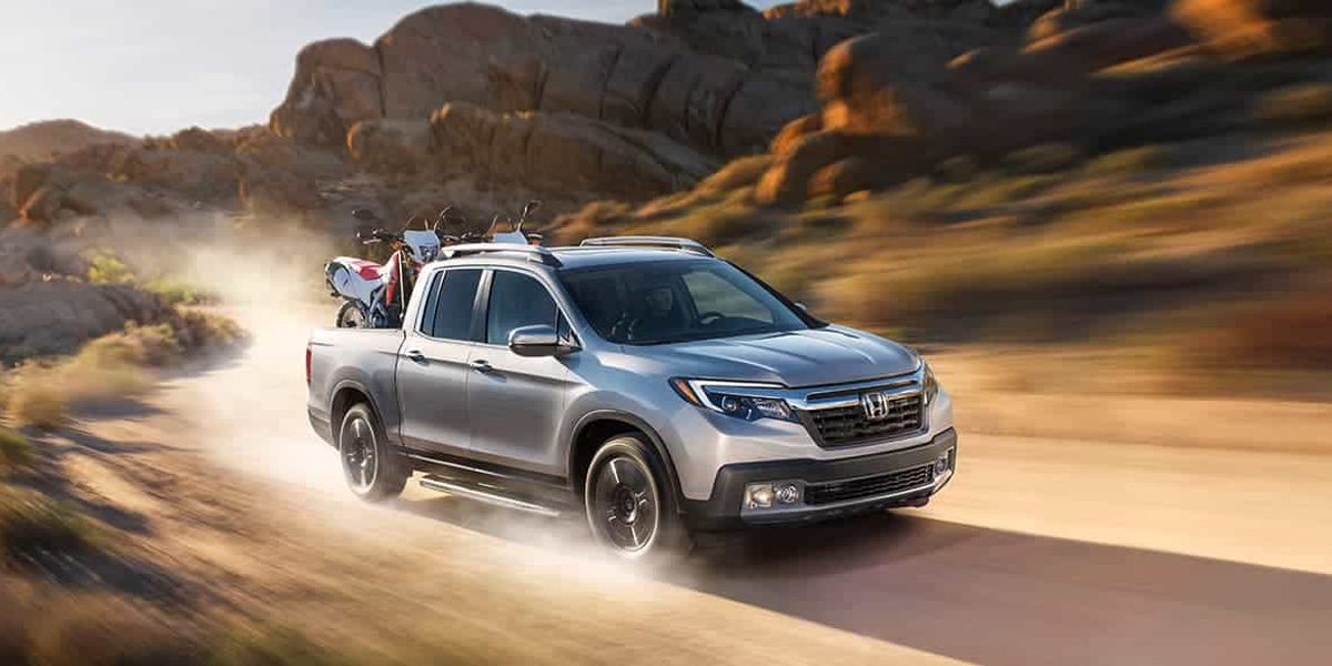 Honda dealership near Macon GA - 2020 Honda Ridgeline
