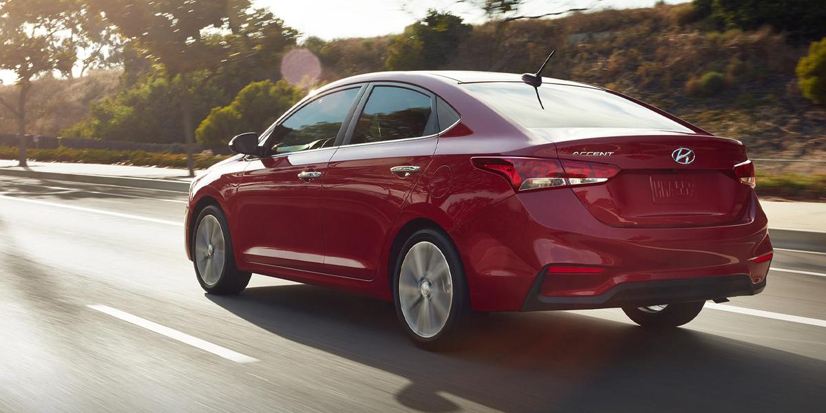 Centennial CO - 2020 Hyundai Accent's Mechanical