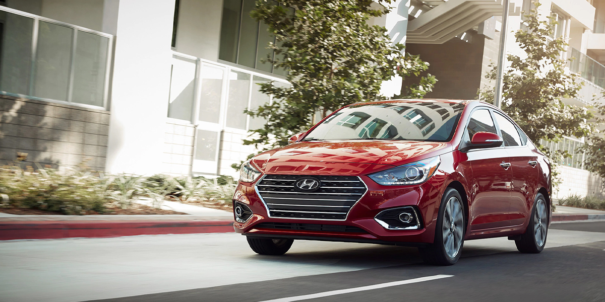 2020 Hyundai Accent in North Kingstown RI