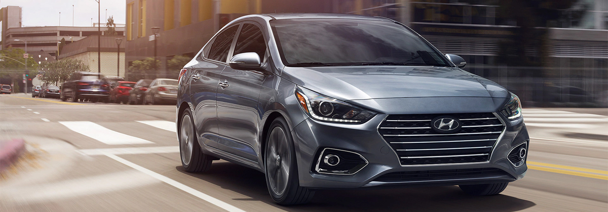 2020 Hyundai Accent Lease and Specials in Centennial CO