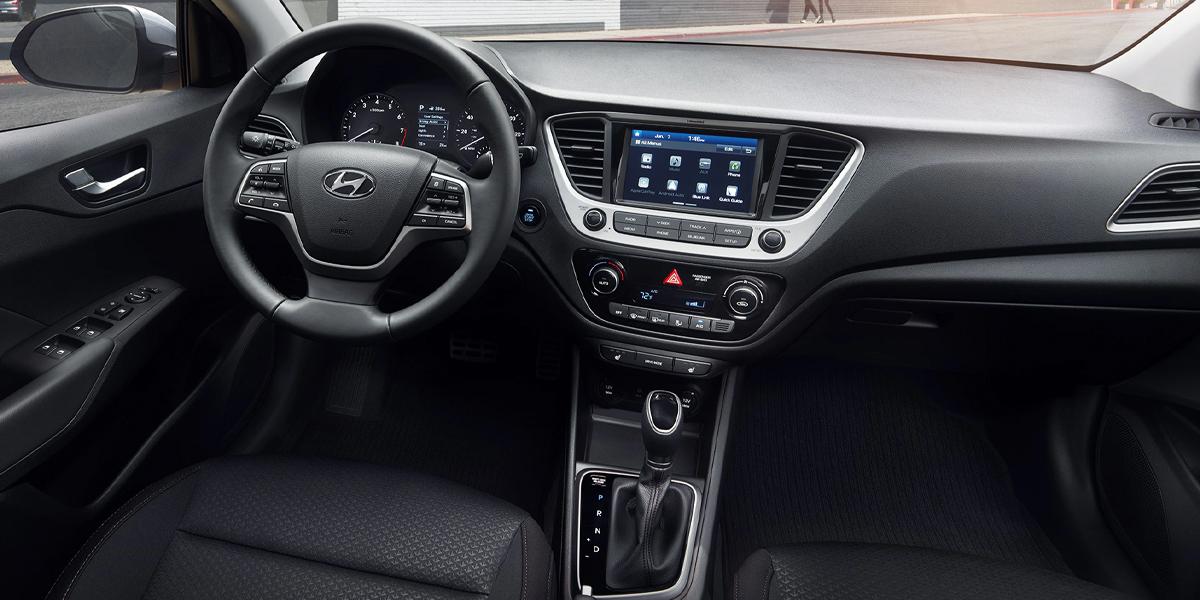 Centennial CO - 2020 Hyundai Accent's Interior