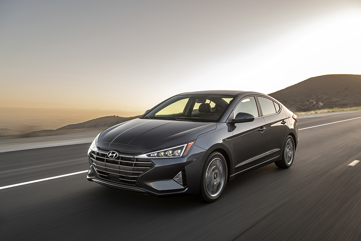 2020 Hyundai Elantra Lease and Specials near Providence RI