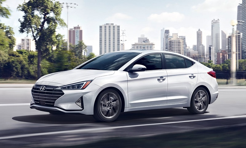 North Kingstown RI - 2020 Hyundai Elantra's Exterior
