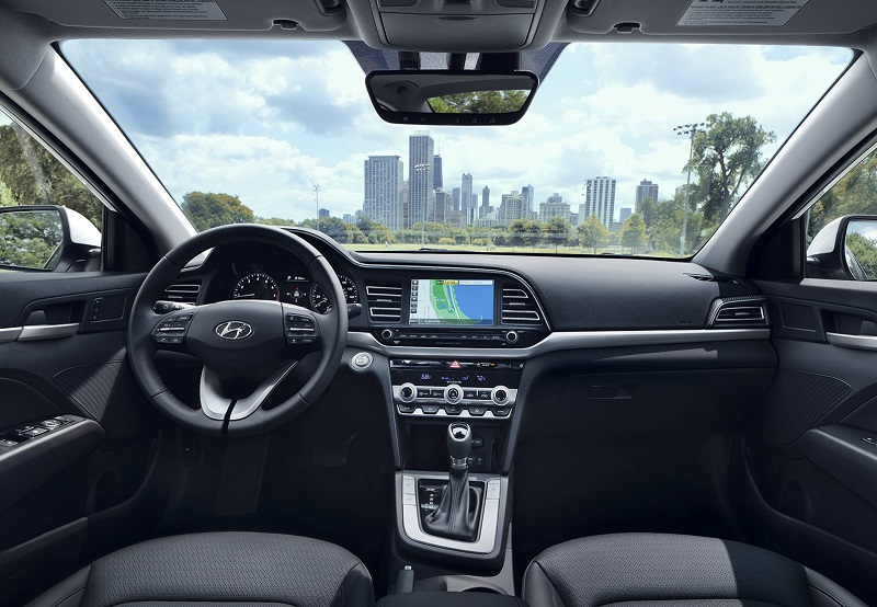 North Kingstown RI - 2020 Hyundai Elantra's Interior