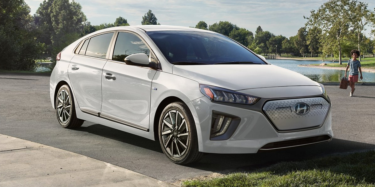 2020 Hyundai IONIQ Electric in Boulder CO
