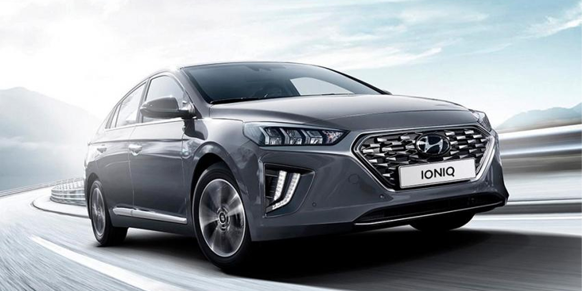 Rhode Island Review - 2020 Hyundai Ioniq Electric