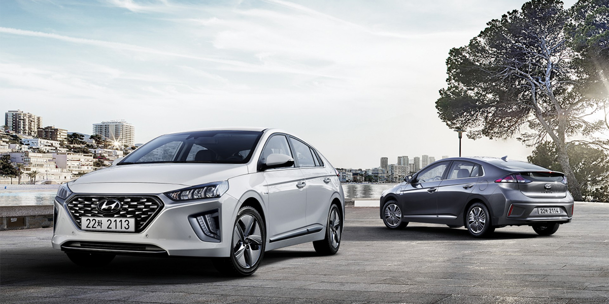 2020 Hyundai Ioniq Hybrid in North Kingstown RI