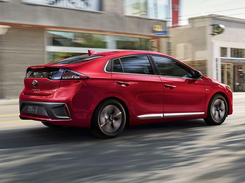 Denver CO - 2020 Hyundai IONIQ Hybrid's Exterior