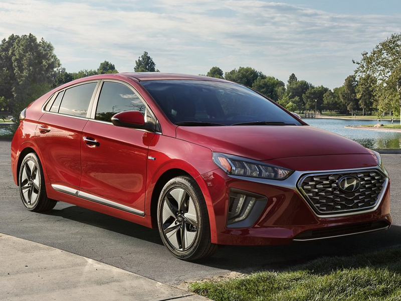 2020 Hyundai IONIQ Hybrid Lease and Specials in Boulder CO