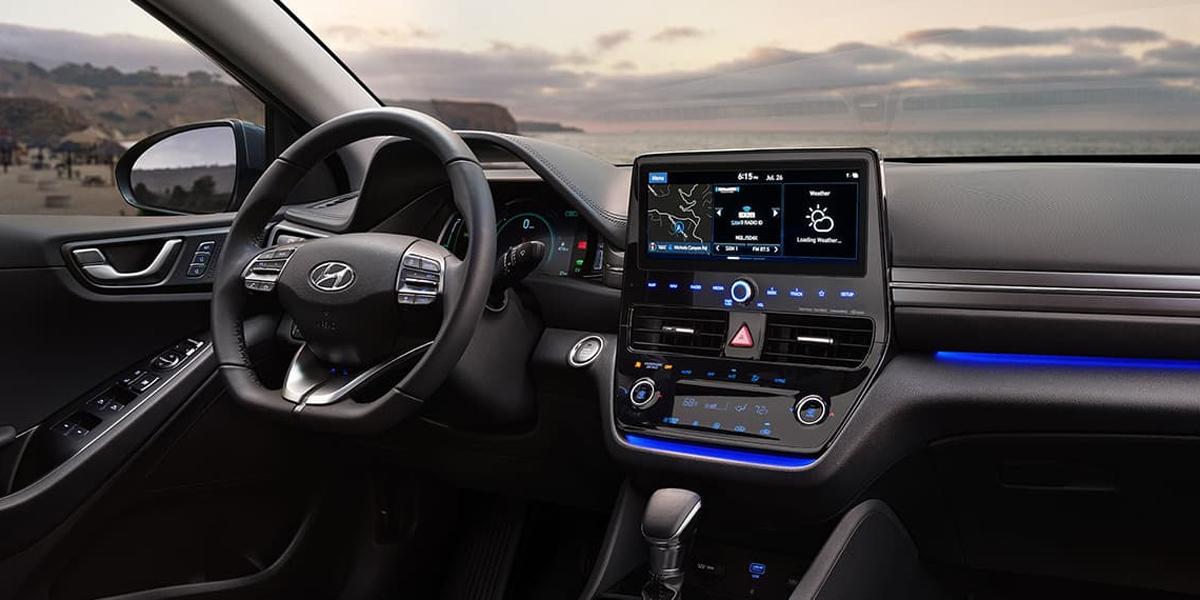 Denver CO - 2020 Hyundai IONIQ Hybrid's Interior