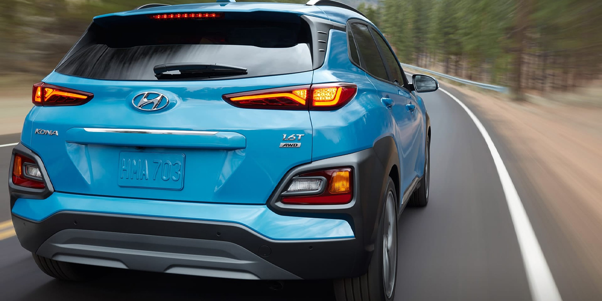North Kingstown RI - 2020 Hyundai Kona's Mechanical