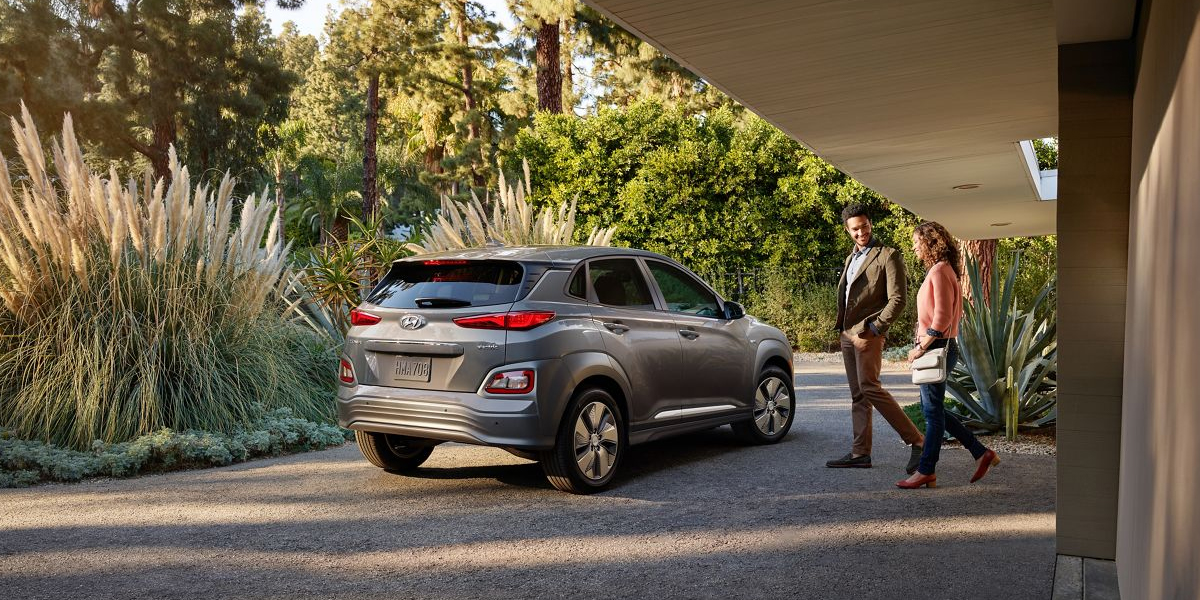 2020 Hyundai Kona Electric Lease and Specials near Providence RI