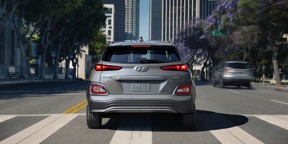 Detroit MI - 2020 Hyundai Kona Electric's Mechanical