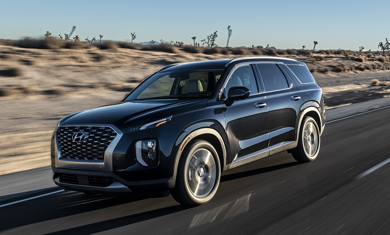 2020 Hyundai Palisade Lease and Specials in Boulder Colorado