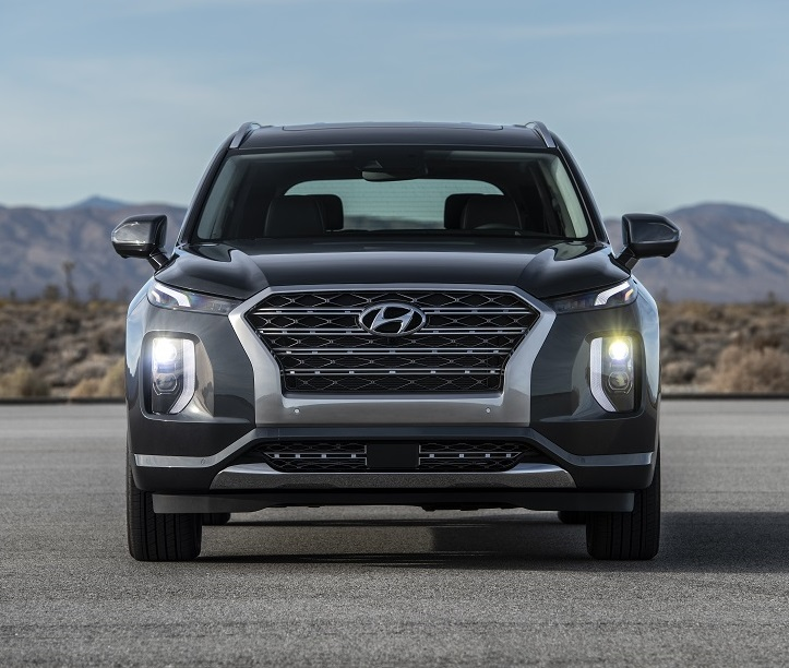 North Kingstown RI - 2020 Hyundai Palisade's Exterior