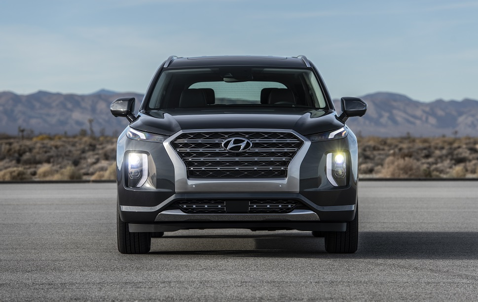 Test Drive 2020 Hyundai Palisade near Longmont CO