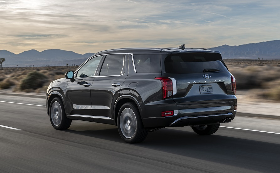 Test Drive 2020 Hyundai Palisade near Littleton CO