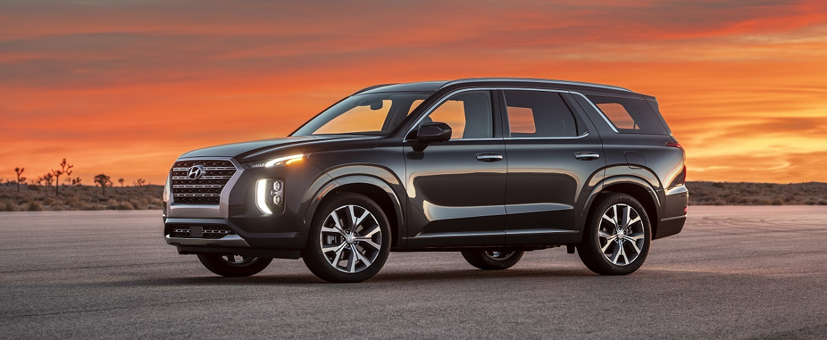 Research 2020 Hyundai Palisade in North Kingstown Rhode Island