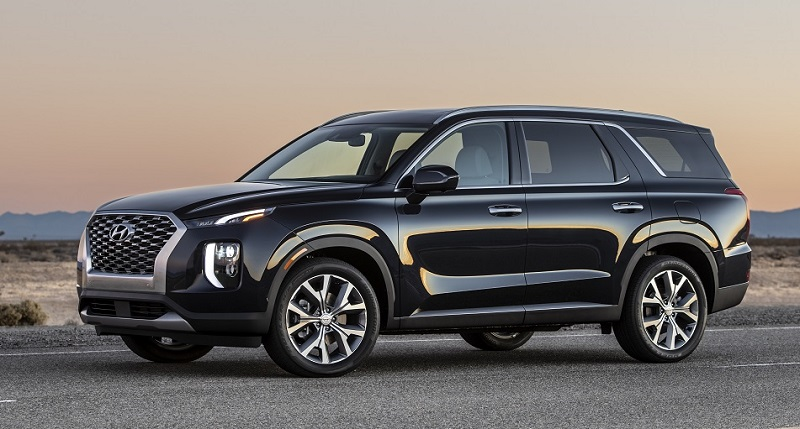 2020 Hyundai Palisade vs 2019 Ford Expedition - Rhode Island