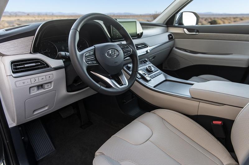 Detroit MI - 2020 Hyundai Palisade's Interior
