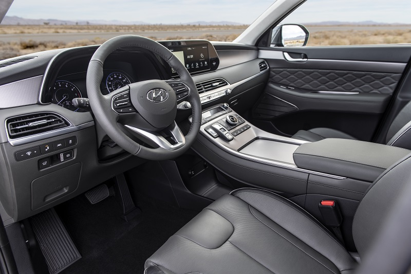 Denver CO - 2020 Hyundai Palisade's Interior