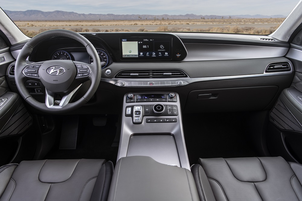 North Kingstown RI - 2020 Hyundai Palisade's Interior