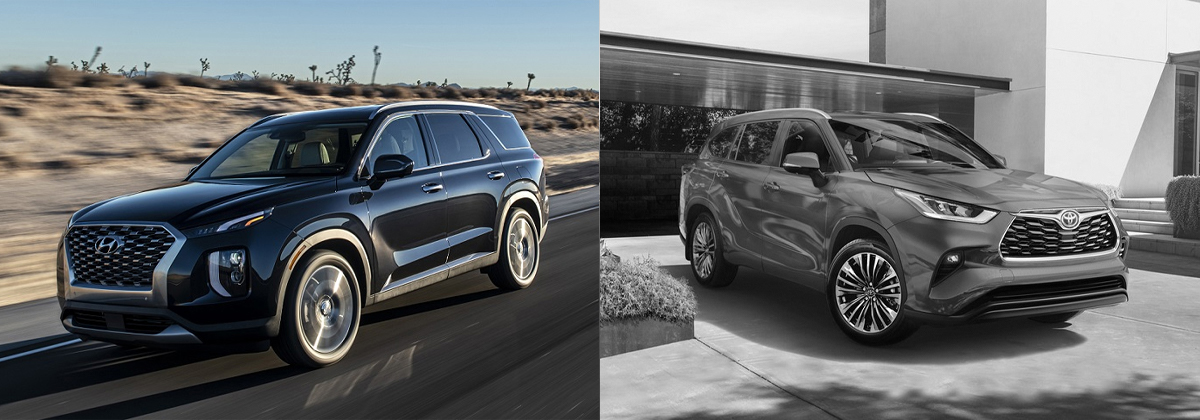 Read about the 2020 Hyundai Palisade vs 2020 Toyota Highlander in Centennial CO