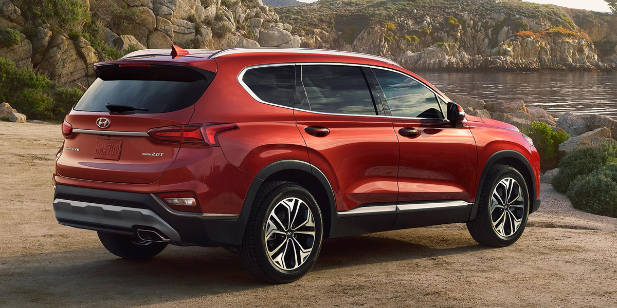 2020 Hyundai Santa Fe Lease and Specials near Longmont CO