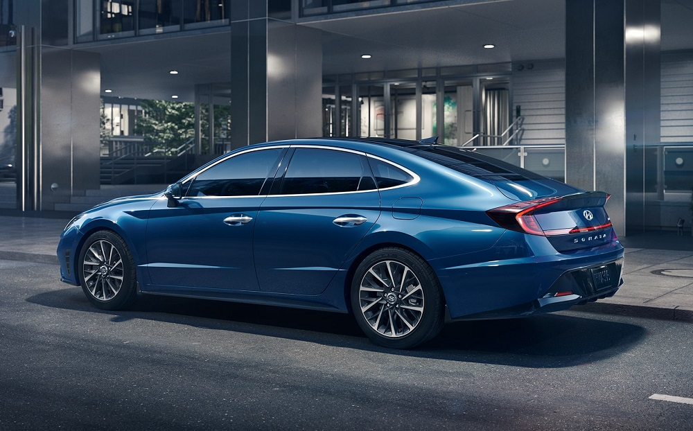 2020 Hyundai Sonata in North Kingstown Rhode Island