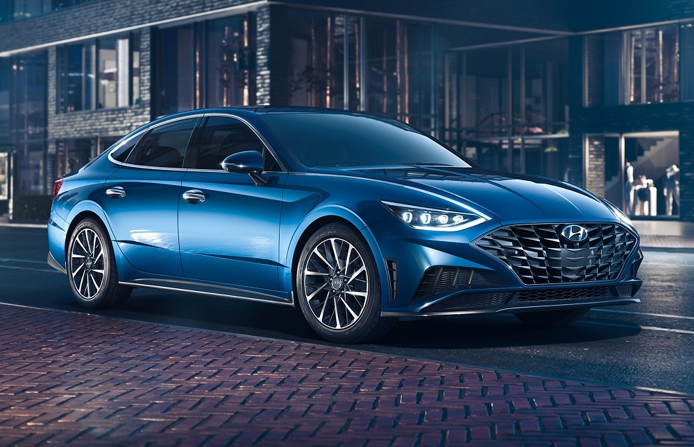 2020 Hyundai Sonata near Johnston RI