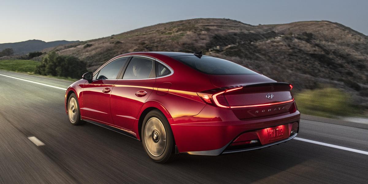 Detroit MI - 2020 Hyundai Sonata Hybrid's Overview
