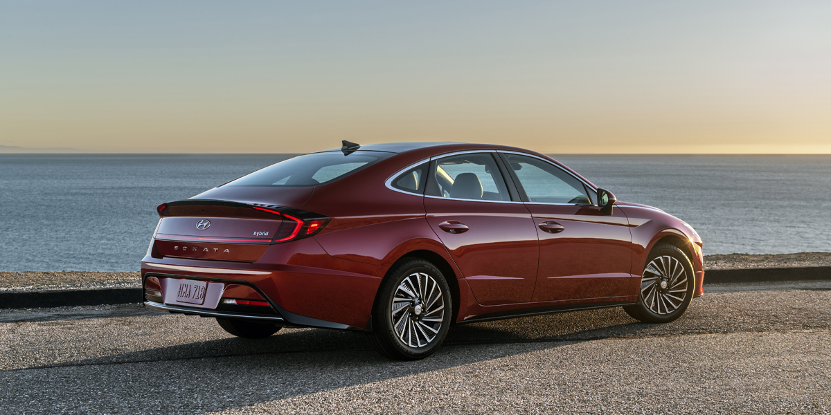 2020 Hyundai Sonata Hybrid Lease and Specials in North Kingstown RI