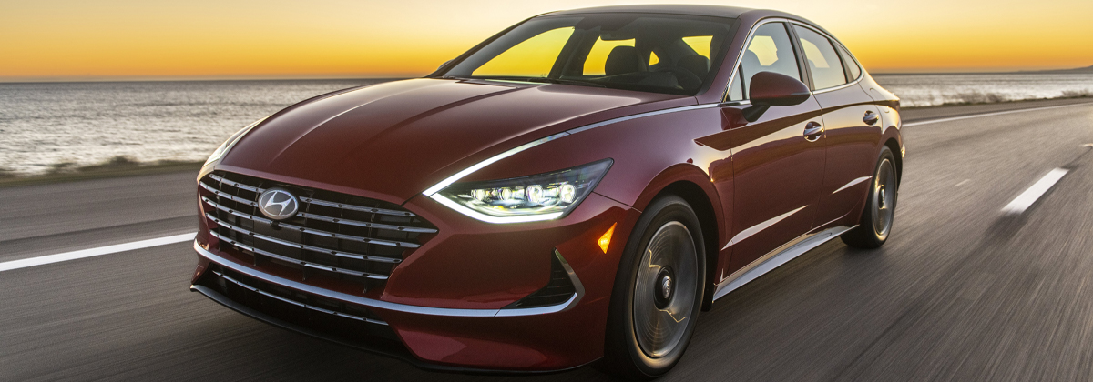 2020 Hyundai Sonata Hybrid is coming to North Kingstown RI
