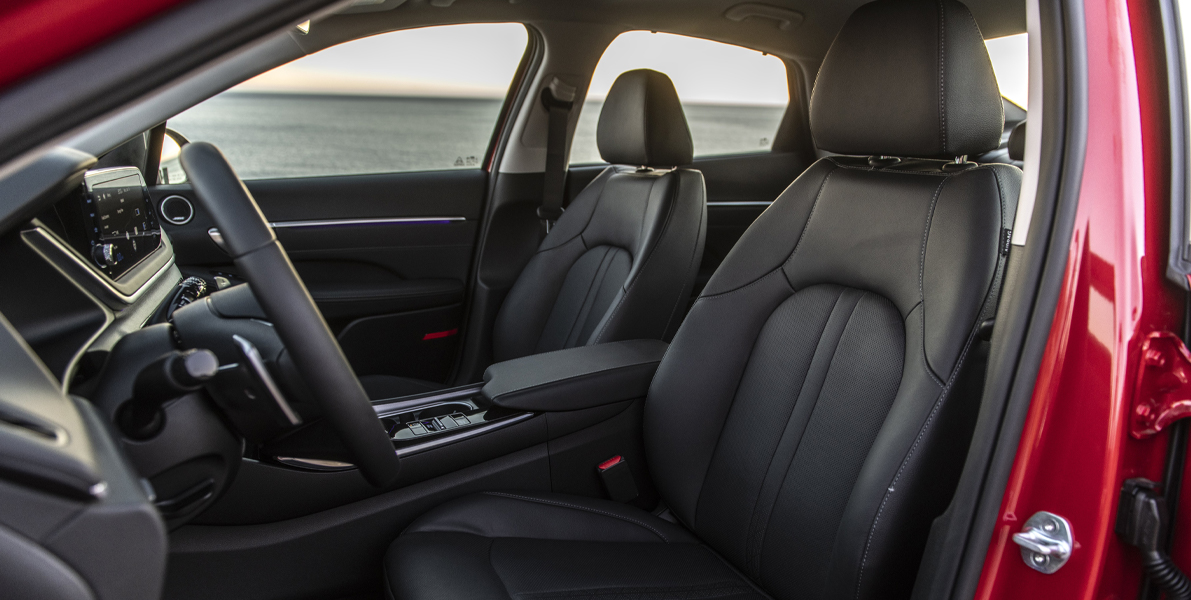 Detroit MI - 2020 Hyundai Sonata Hybrid's Interior