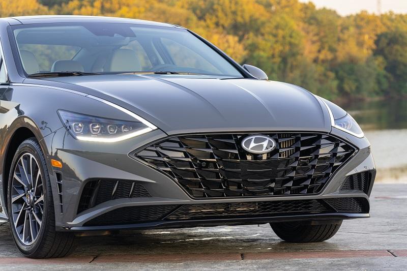 Metro Detroit MI - 2020 Hyundai Sonata's Overview