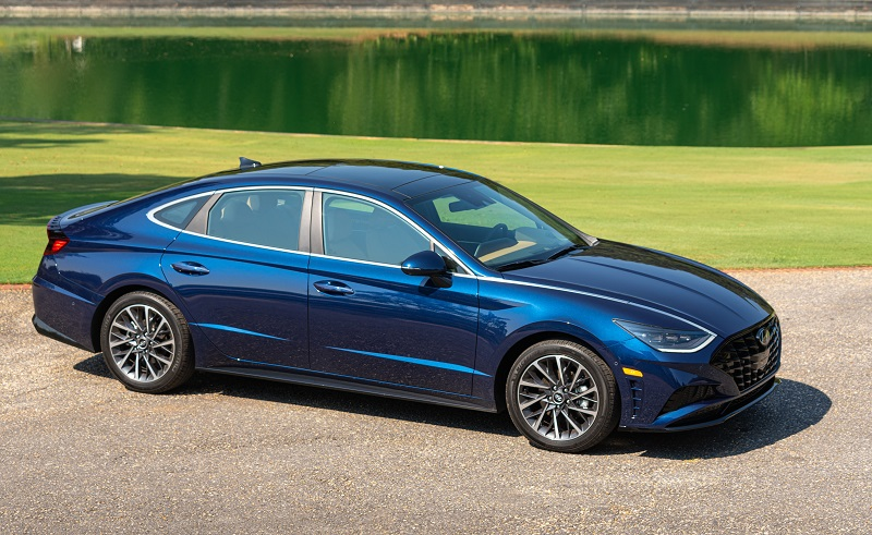 What are the 2020 Hyundai Sonata Trim Levels