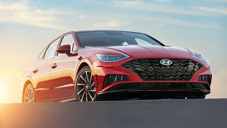 Centennial CO - 2020 Hyundai Sonata's Overview