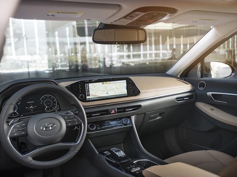 Centennial CO - 2020 Hyundai Sonata's Interior